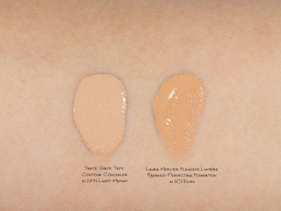 Tarte Shape Tape Contour Concealer in 29N Light-Medium swatch