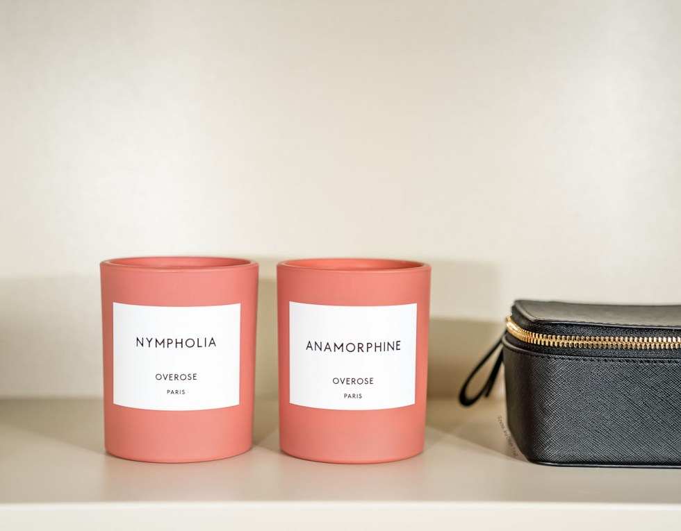 overose nympholia candle review