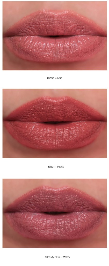 Shiseido VisionAiry Gel Lipstick lip swatch