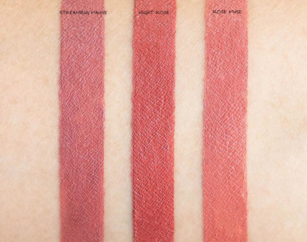 Shiseido VisionAiry Gel Lipstick swatch