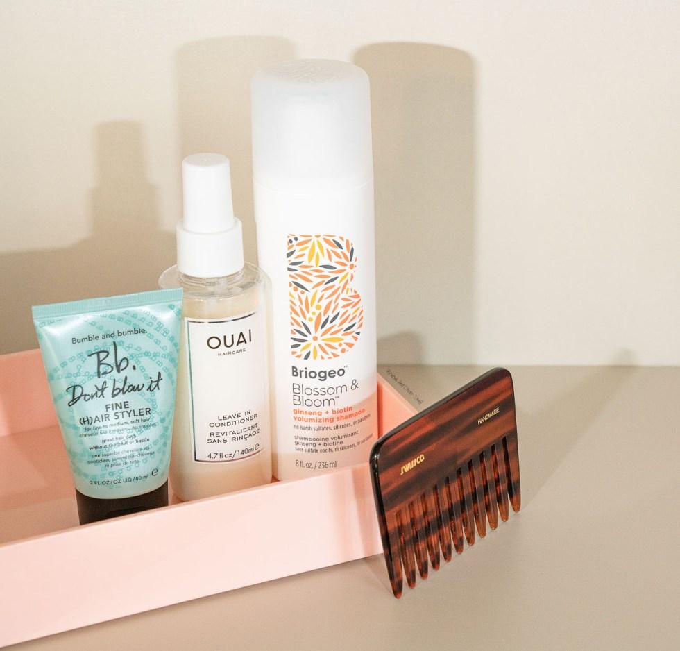 Briogeo Blossom & Bloom Ginseng + Biotin Volumizing Shampoo