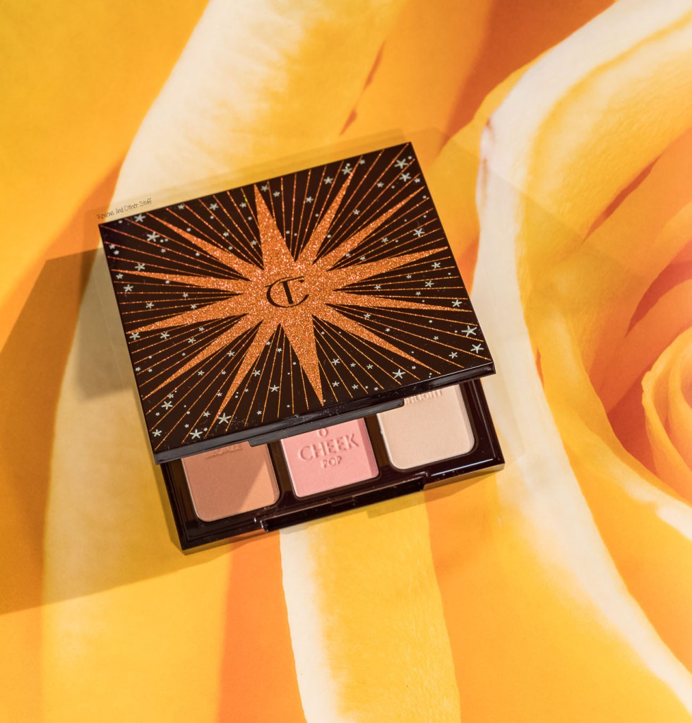Charlotte Tilbury Instant Look In A Palette Gorgeous Glowing Beauty Full face complete face