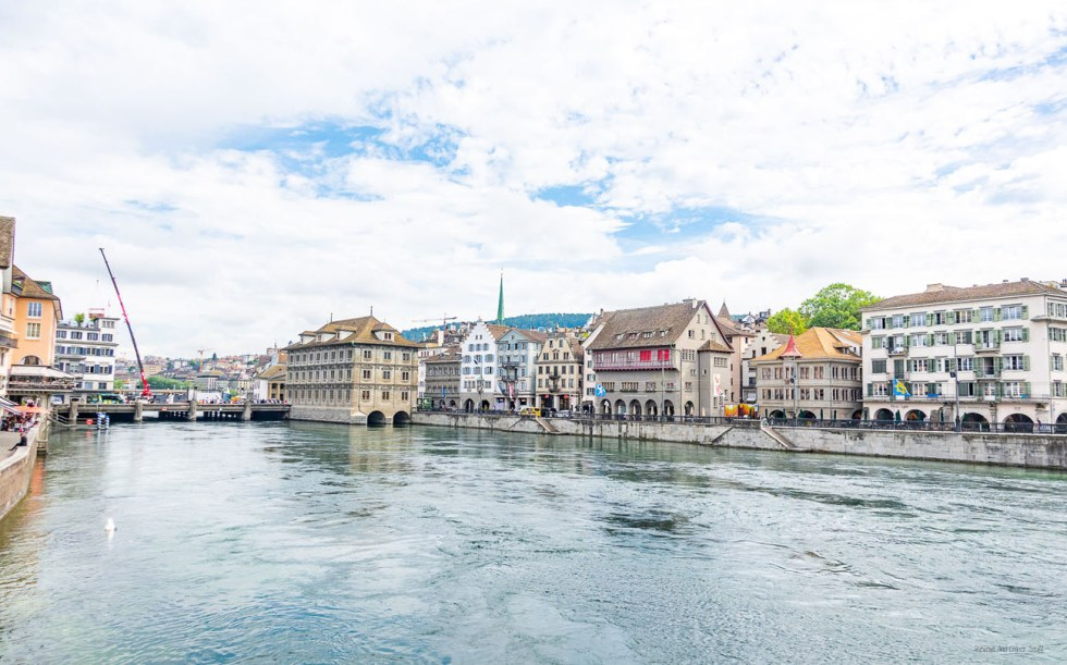 limmat river switzerland