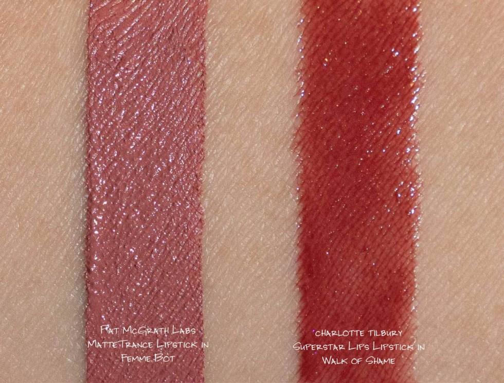 Charlotte Tilbury Superstar Lips Lipstick in Walk of Shame