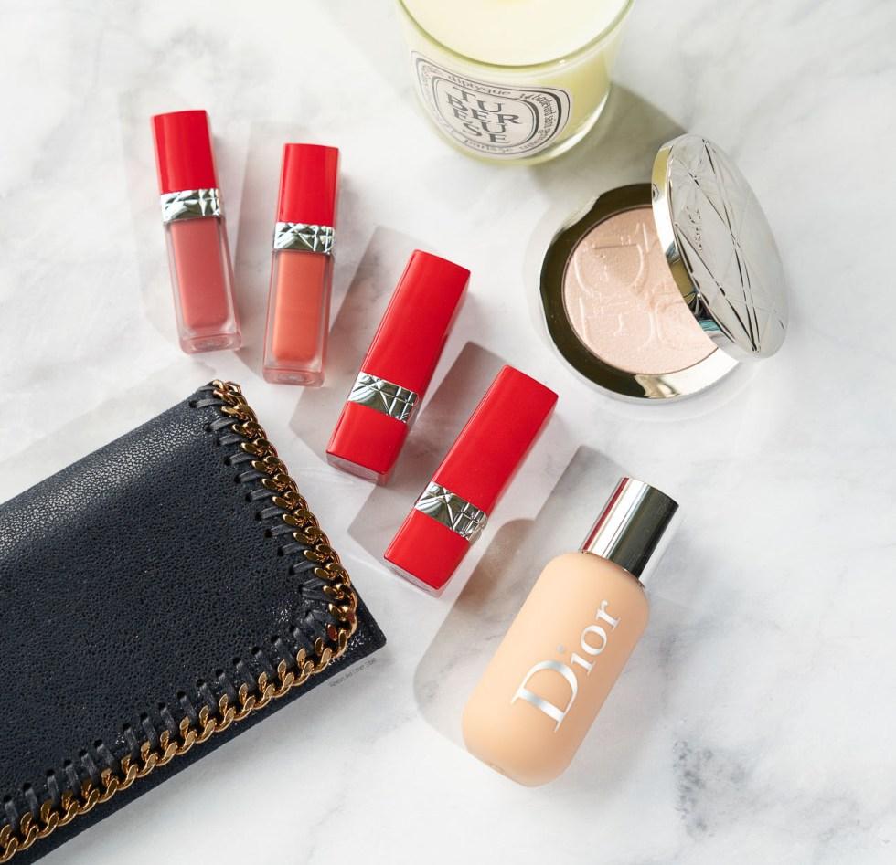Dior Rouge Dior Ultra Care Lipstick & Liquid Lipsticks review swatch
