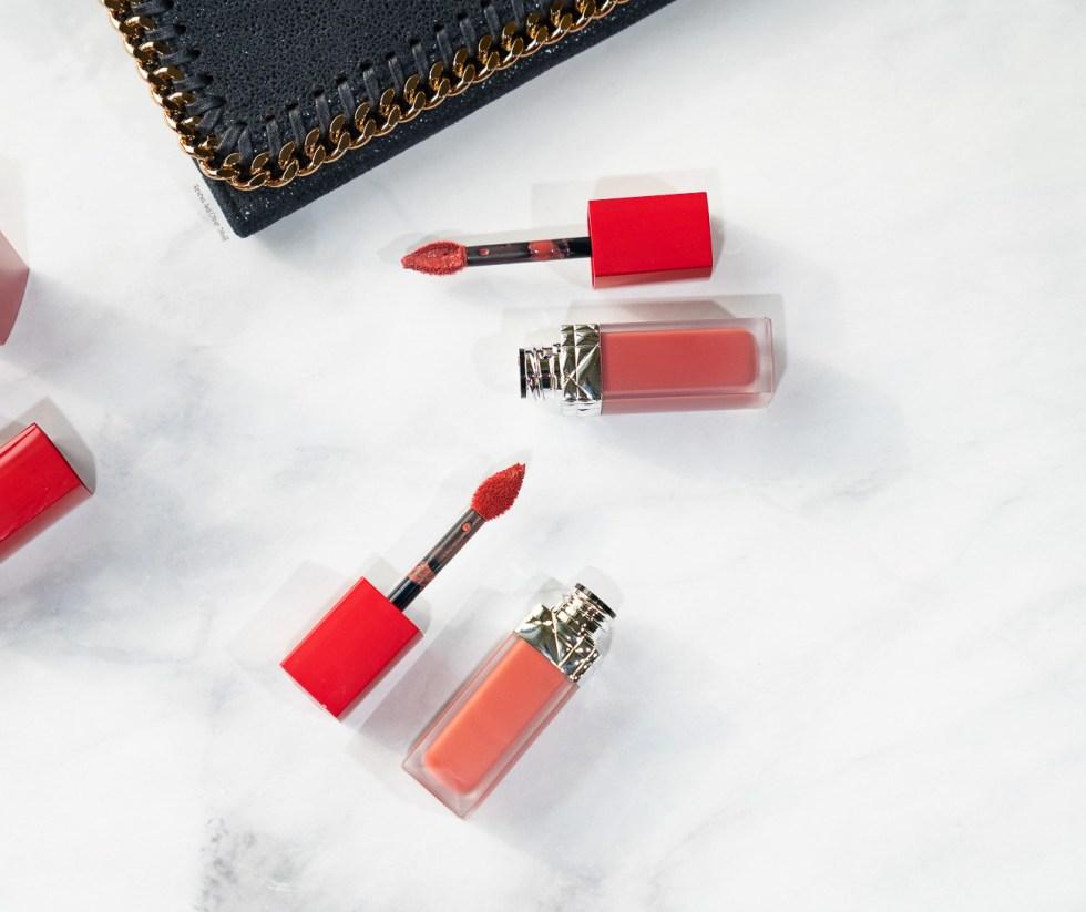 Dior Rouge Dior Ultra Care Liquid Lipsticks review