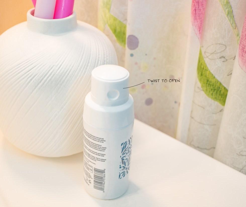 briogeo Scalp Revival Charcoal + Biotin Dry Shampoo review