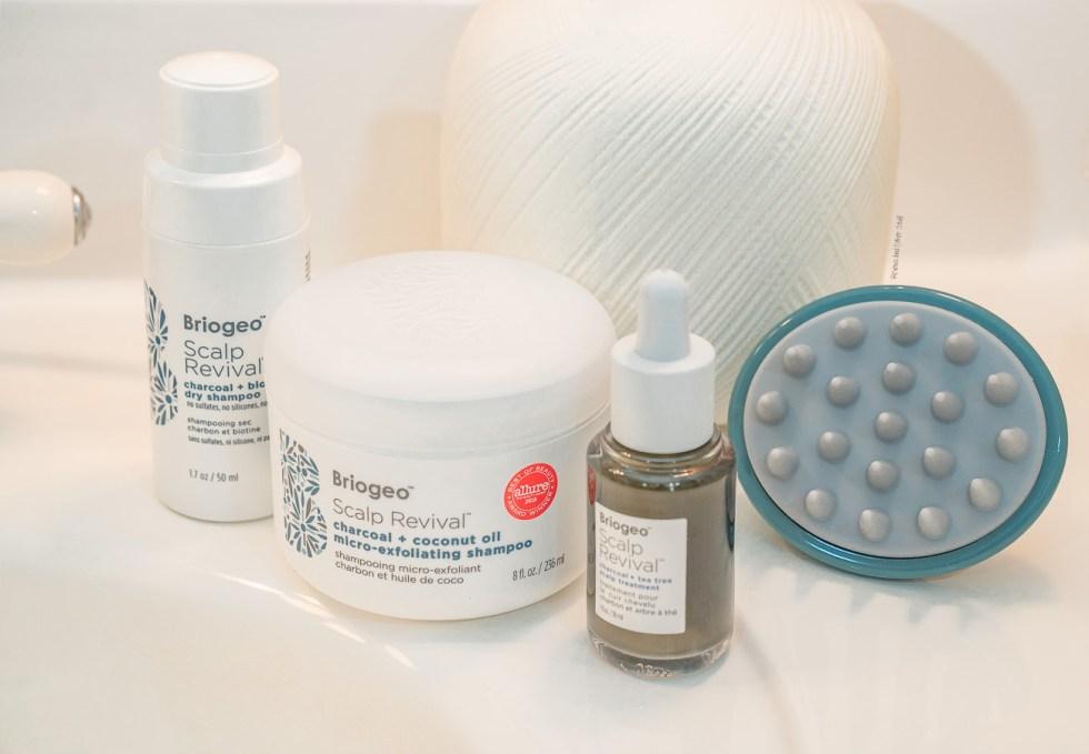 briogeo scalp revival haircare