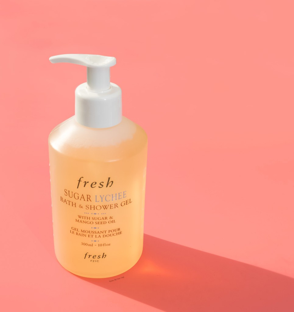 Fresh Sugar Lychee Bath Shower Gel photo