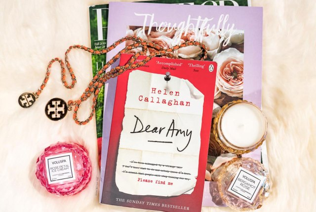 dear amy book by helen callaghan
