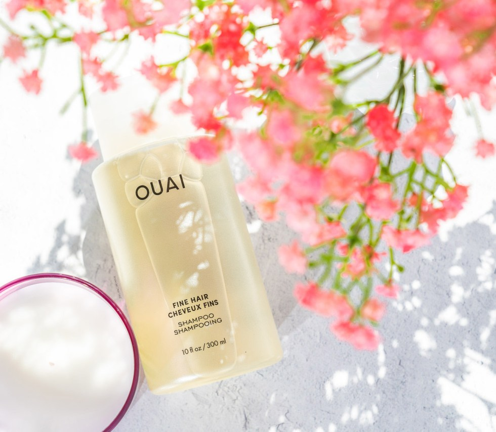 ouai shampoo for fine hair review