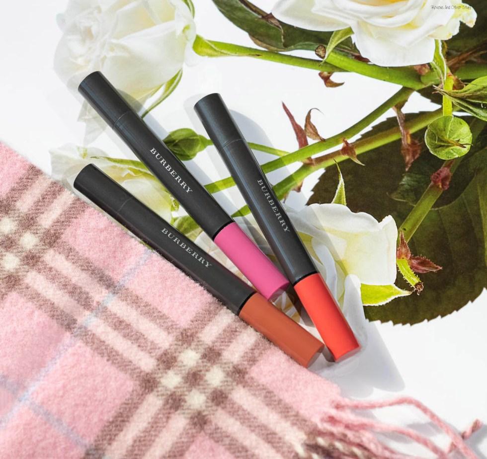 burberry lipstick