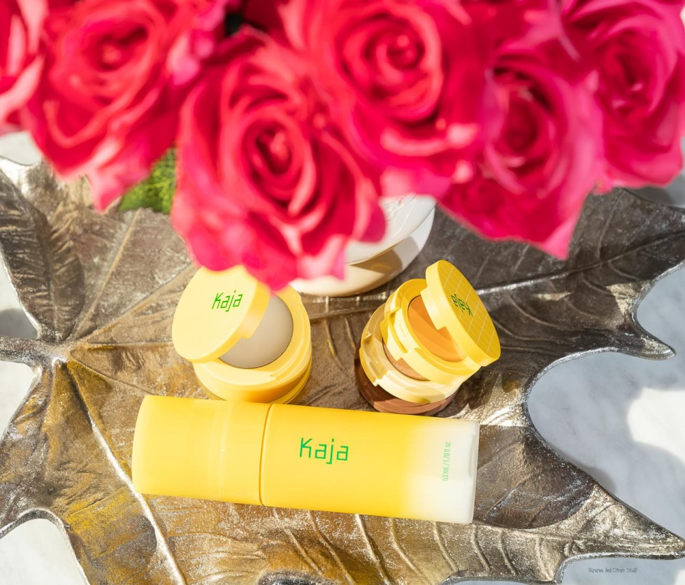 Kaja Beauty Piña Colada Collection review