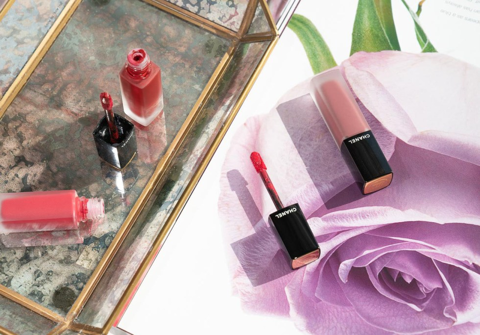 chanel rouge allure ink fusion review
