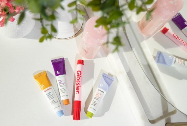 Glossier Skincare favorites