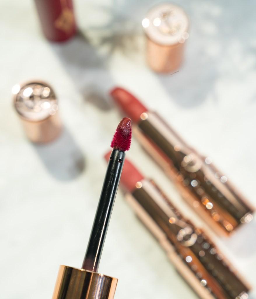 charlotte tilbury tinted love lip cheek tint review