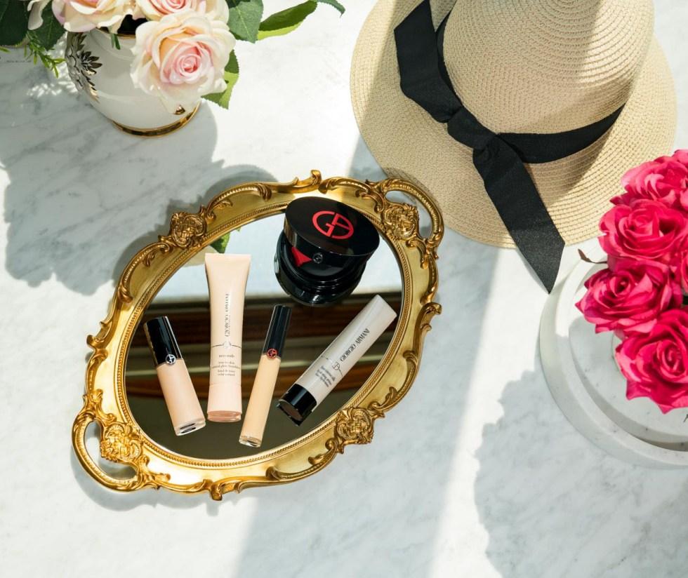 Giorgio Armani Makeup Beauty review