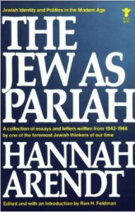 the jew as pariah