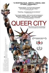 queer city poster