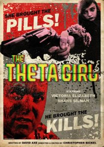 """THE THETA GIRL""""— An Existential and Violent Horror Film 