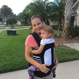 Ergonomic Baby Carrier for Infants and Toddlers