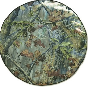 ADCO 8757 Camouflage Game Creek Oaks Spare Tire Cover
