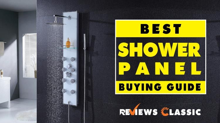 BEST-SHOWER-PANEL-BUYING-GUIDE