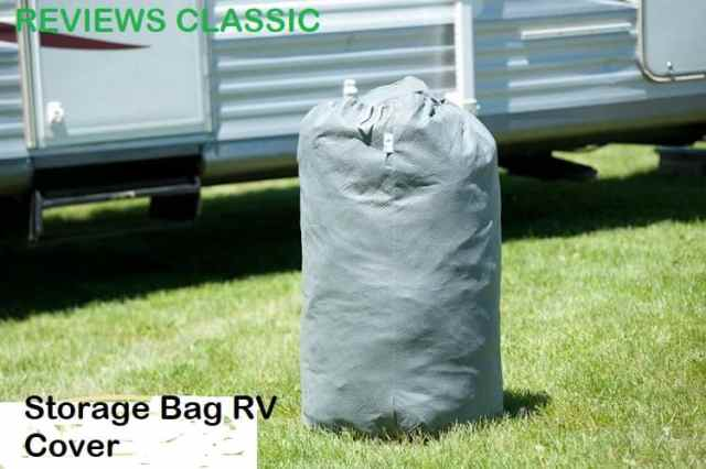 Storage Bag RV Cover