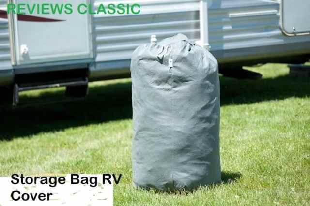 Storage Bag RV Cover