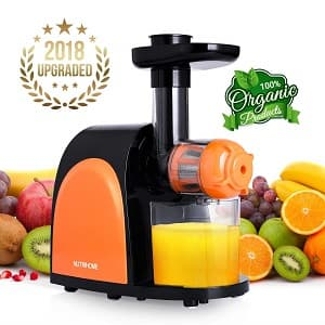 Juicer Slow Masticating Juicer Extractor