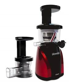 Tribest Slowstar Vertical Slow Juicer and Mincer SW-2000, Cold Press Masticating Juice
