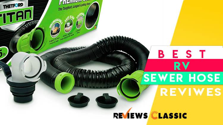 Best RV Sewer Hose