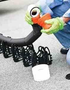 Camco RhinoFLEX 20ft RV Sewer Hose Kit