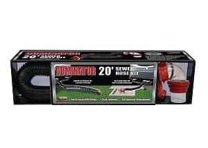 Valterra D04-0275 20 Feet Dominator Sewer Hose Kit