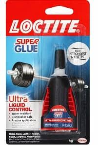 Loctite Super Glue, Ultra Liquid Control 0.14 oz