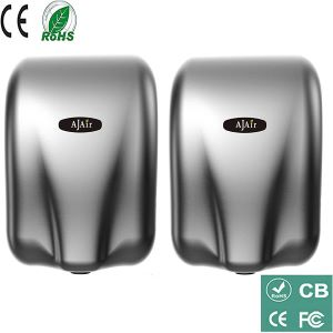 Heavy Duty Commercial 1800 Watts High Speed Automatic Hot Hand Dryer