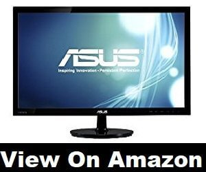ASUS VS238H-P gaming monitor review