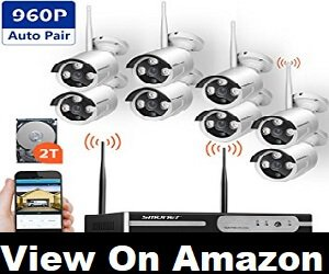 SMONET Security Camera Reviews