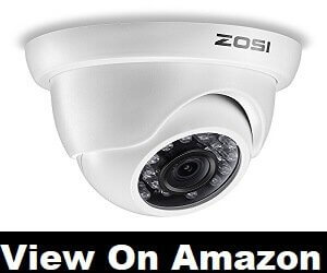 ZOSI Wireless Security Camera Reviews