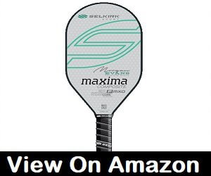 Pickleball Paddle for tennis players