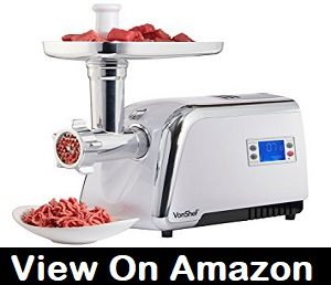Best Meat Chopper And Grinder