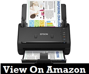 Best Epson Document Scanner Reviews