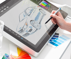 Best Tablets For Photshop Editing