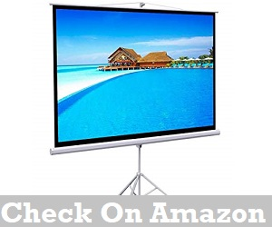 home theater projector screen reviews