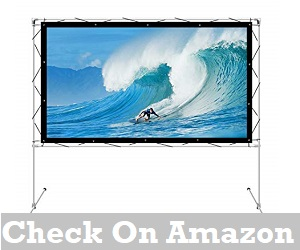 Best Projector Screen with Stand reviews