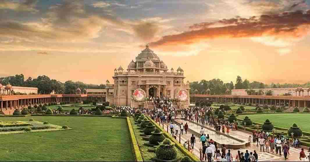 Gandhinagar Akshardham Rides Latest Timing and Ticket Price: Gandhinagar Akshardham Rides Info