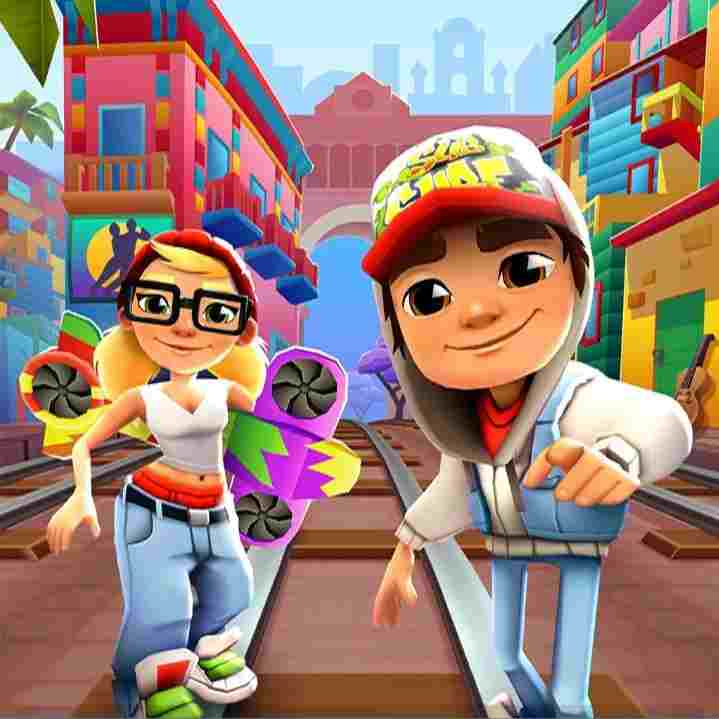 Subway Surfers Game Review & Rating – Best Game