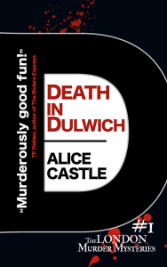 Death in Dulwich (London Murder Mystery 1)