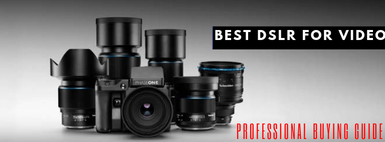 best-dslr-for-video