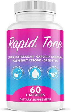 Rapid Tone Weight Loss Diet Pills